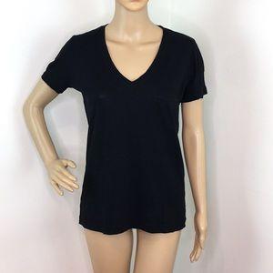 Madewell Black Short Sleeve T-Shirt
